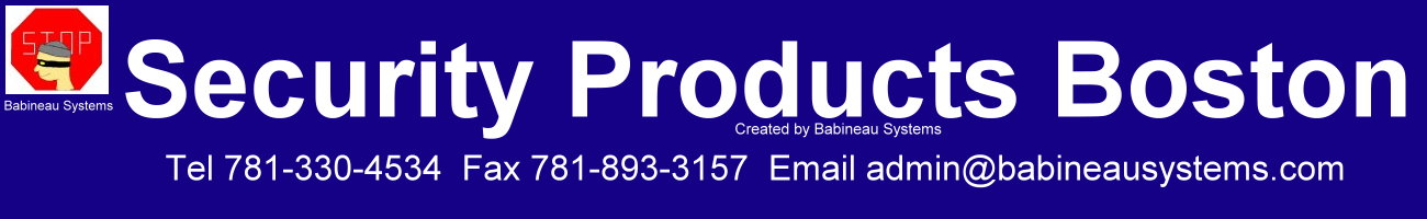Security Products Boston